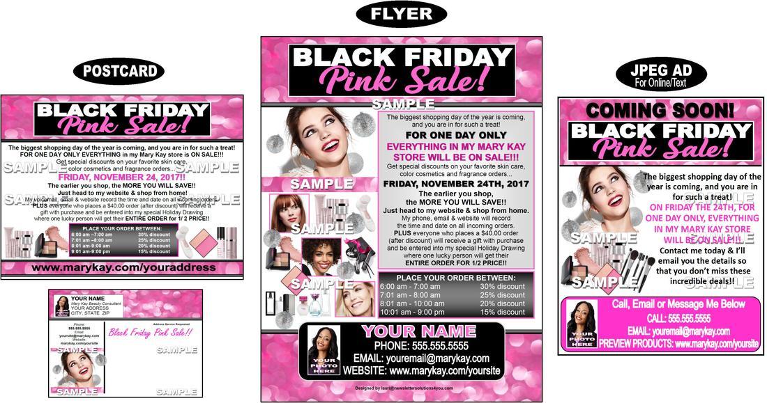 order black form sale friday